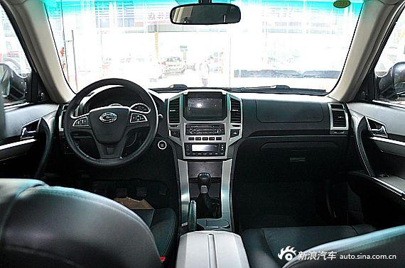 2012款奥轩GX5 2.0L手动两驱天窗版