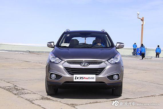 2012款北京现代ix35实拍图