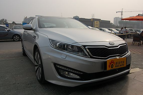 2011款东风悦达起亚K5