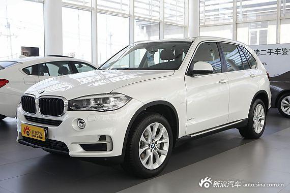 宝马X5置换享1.2万元补贴 现车销售