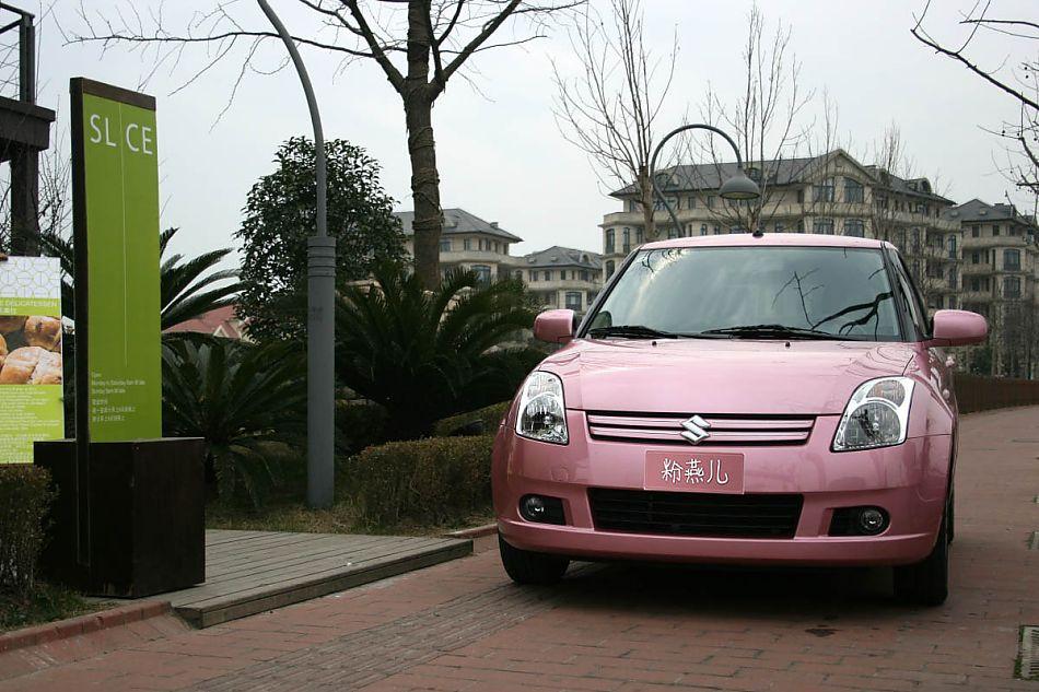 粉红雨燕特别版
