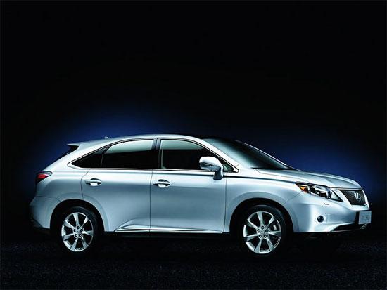 雷克萨斯RX深圳最高优惠4.5万店内有现车