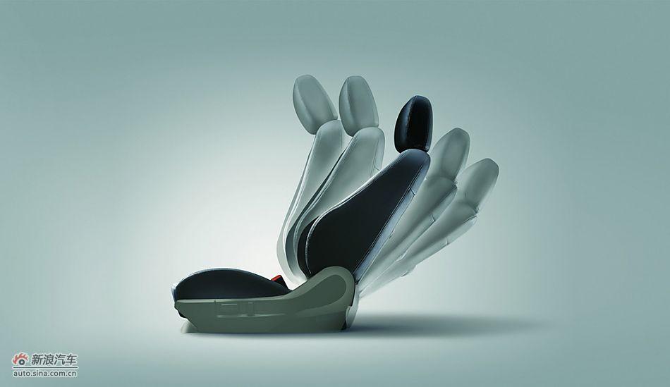 8向电动调节座椅