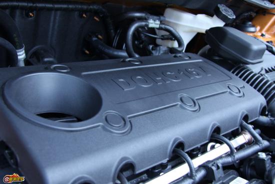 起亚θⅡ系列汽油发动机