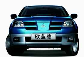 欧蓝德优雅型2.4 MT FWD
