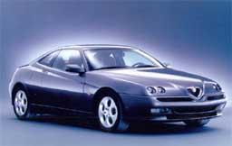 1997款阿尔发GTV 2.0