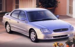 1998 Sonata GLS 2.5V6