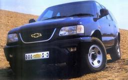开拓者SUV3.0L/四驱豪华型手动挡
