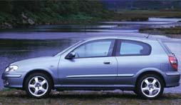 1999 Nissan Almera 1.5i