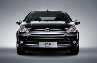 2010款东风雪铁龙C2 1.4L手动舒适型