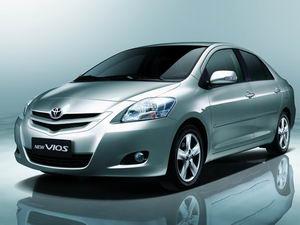 新一代威驰VIOS GL-i 1.3MT 特别纪念版