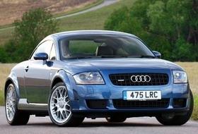 TT Coupe 1.8T quattro