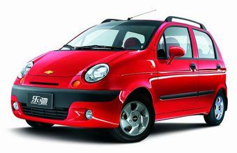 2010款新乐驰1.2MT优越型