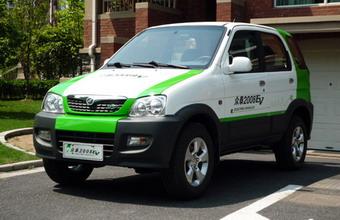 众泰2008EV电动车