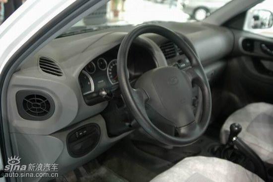 华泰现代圣达菲SUV亮相广州车展年内上市高清图片