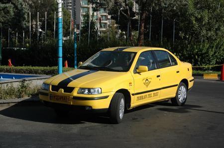 赌博网评级导航伊朗将在华生产萨曼德轿车 预计售价10