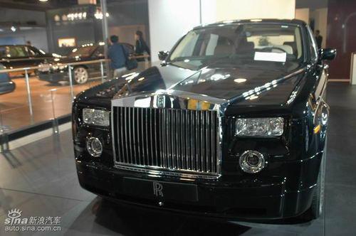 山西老板集体出手 参展豪车已成交两千万元