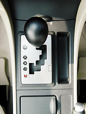 新马自达3变速器图片