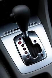 A4无级变速器的手动模式被设定为了7挡