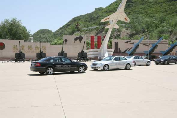梅赛德斯-奔驰E级轿车具备全方位的创新性安全技术