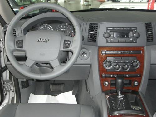 Jeep新大切诺基操控系统