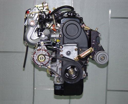哈飞赛马--4G13S1 1.3L发动机