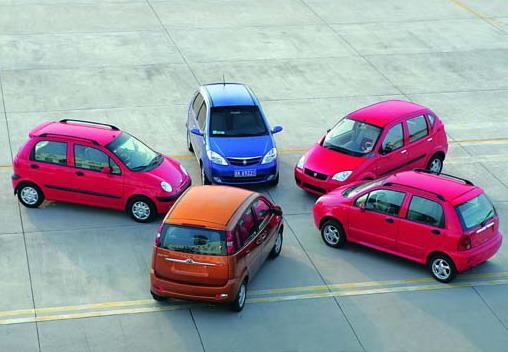 小有可为--五款市场主流微型轿车对比