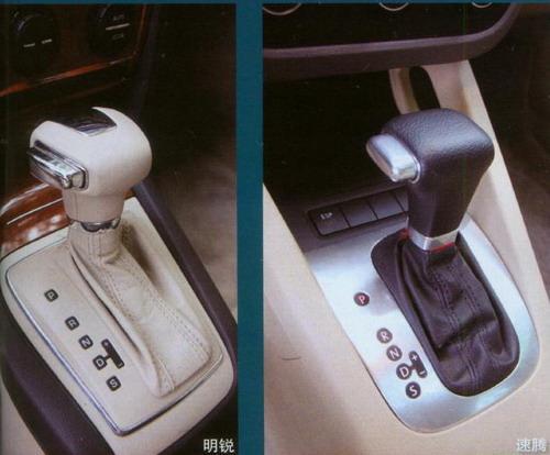 两款车都采用了六挡手自一体变速器,换挡平顺、动力损失小,但明锐变速器手感更好,在发动机的配合上,明锐表现出了更高的灵敏性
