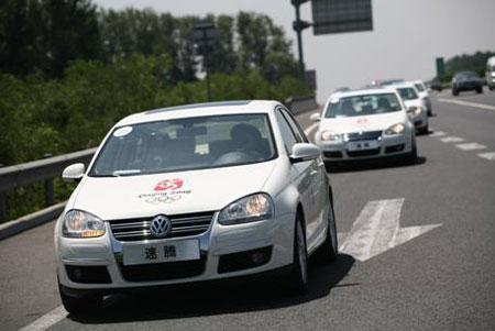 高速路上TSI所提供的持续而饱满的动力让人惊喜