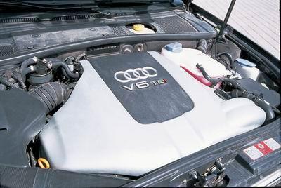 图为奥迪A6 2.5TDI发动机-敢为天下先 试驾奥迪A6 2.5TDI高清图片