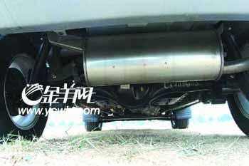 测试猎豹飞腾 长丰三菱PAJEROV73 8高清图片