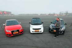 视频:[汽车测试B计划]之三小车较量