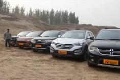 视频:[胖哥试车]55期 五款紧凑型7座SUV对比第三期
