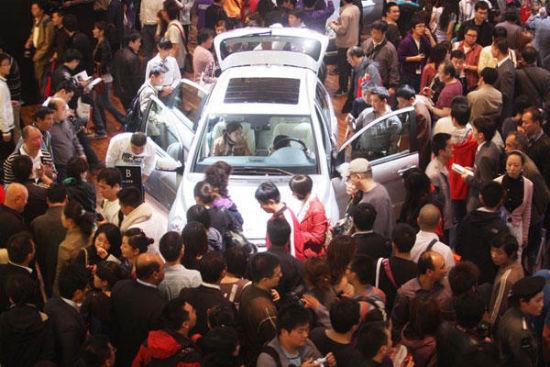 北京车展show什么、show给谁?