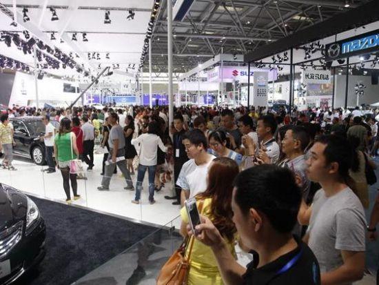 重庆车展怎能让世界刮目相看?
