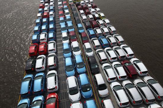 中国汽车保有量上限在哪里?
