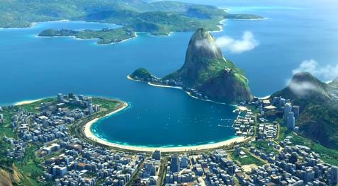 巴西里约热内卢:不只是一次冒险