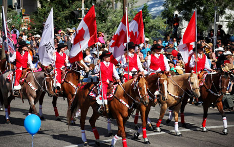 加拿大卡尔加里牛仔节