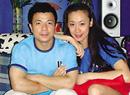奥运冠军张湘祥的空姐女友