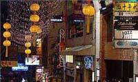 香港十大最浪漫的景点:苏活美食区