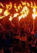 民俗风情:凉山火把节