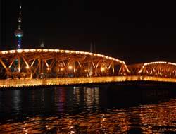 外白渡桥 上海的浪漫地