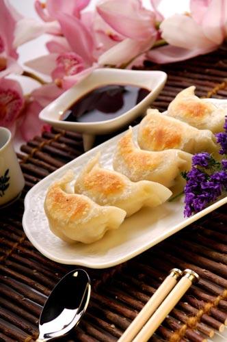 中华美食:煎饺