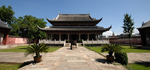 庙宫迷踪-海神-王超英摄影