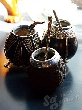 正宗的阿根廷茶