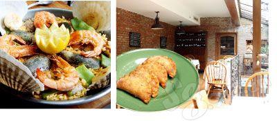 西班牙海鲜饭 藏红花自制西班牙羊肉饺子