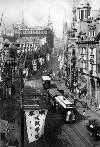 30年代的上海