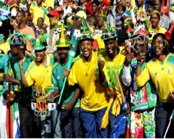 世界杯是球迷的节日