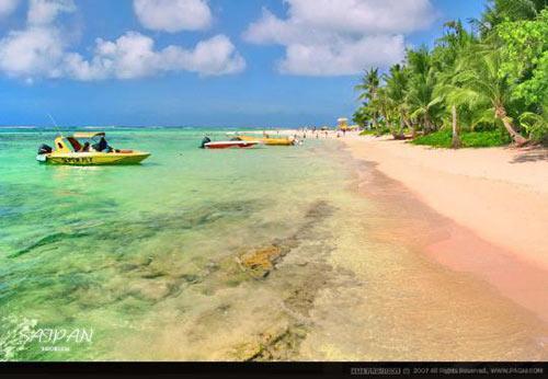 塞班岛梦想的天堂