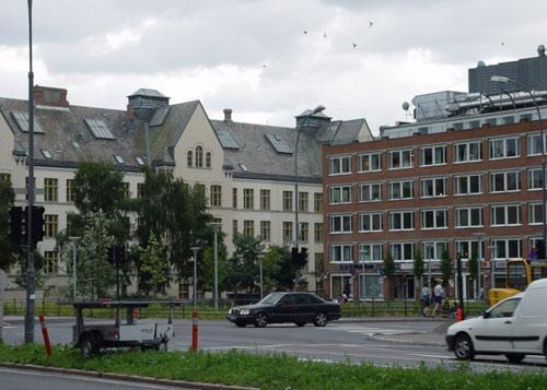 瑞典的街道
